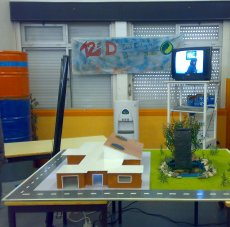 Projecto Escola Secundaria